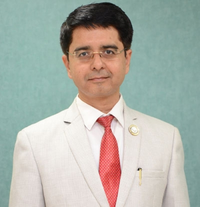 CA Umesh Sharma, Vice Chairman